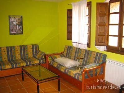 TURISMO VERDE HUESCA. Casa Bentué de Rasal